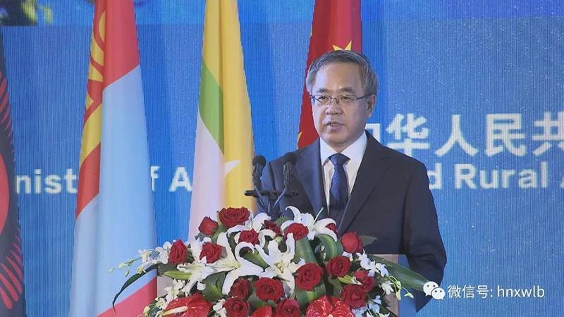 胡春华出席第二次联合国南南合作高级别会议并访问阿根廷